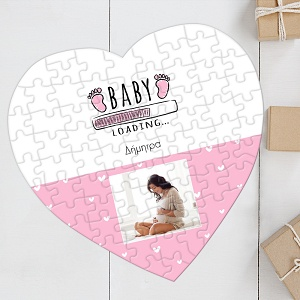 Baby Girl Loading
