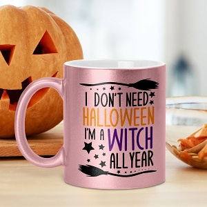 I'm a Witch all Year - GLAM